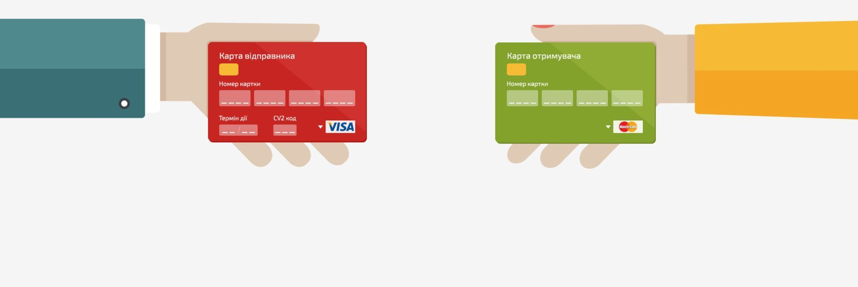 P2P system for Alfa-Bank