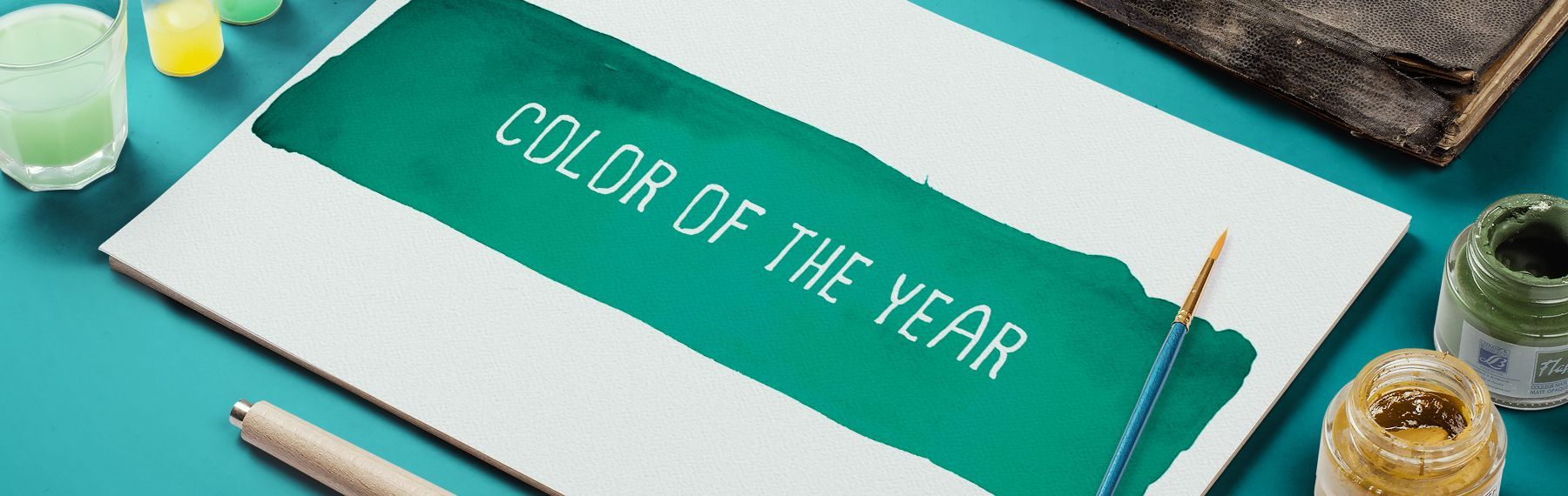 A few words about colors — color of the year 2013